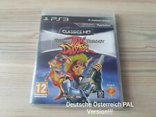 Sony Playstation ps 3 Spiel Classic HD 3 D Jak and Daxter Triology Top Zustand