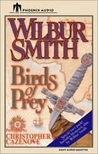 NICE AUDIO BOOK WILBUR SMITH BIRDS OF PREY 4 CASSETTES 6 HOURS ABRIDGED
