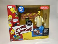 The Simpsons WoS Rev Lovejoy First Church of Springfield Interactive Environment