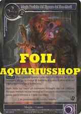 Force of Will Magia Proibita del Signore dei Non-Morti SKL-069 ITA FOW FOIL Rara