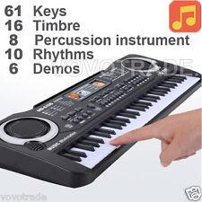 61 Keys Digital Music Electronic Keyboard Gift Digital Electric Piano Xmas Gift