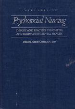 PSYCHOSOCIAL NURSING Frances Monet Carter RN, Ed.D **GOOD COPY**