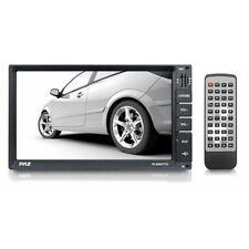 Pyle Pldnv77u Black in Dash Receiver 7 Inch Bluetooth Lcd Digital Touch Screen