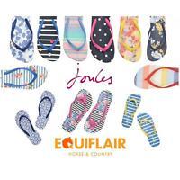 Joules Flip Flops Sandals Summer Flip Flop - NEW 2019 COLOURS