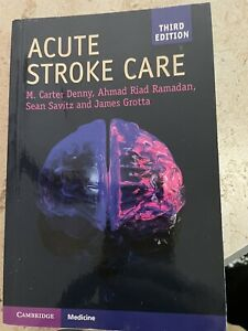Acute Stroke Care by Mary Carter Denny: New