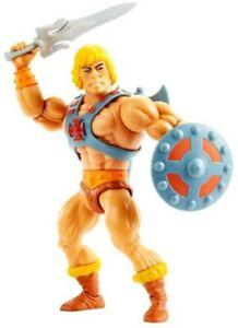 Mattel Collectible - Masters of the Universe Origins He-Man (He-Man, MOTU) New