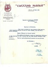 1958. Alger. Algérie Française. Musique. Culture. Religion. Enseignement. 5docs+