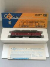 Roco 4151A BR V 215 Diesel Locomotive boxed with instructions