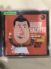 BUDDY HACKETT - Chinese Waiter - CD - Soundtrack Import