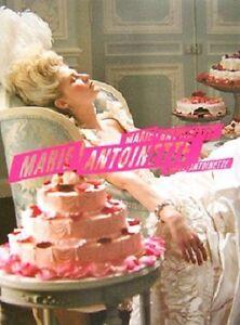 Marie Antoinette Film Visual Book