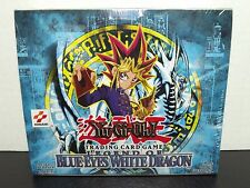 Legend of Blue Eyes White Dragon Yugioh Unlimited English Booster Box - SEALED