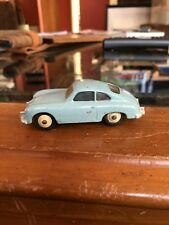 Dinky Toys Meccano Ltd. England Porsche 356A Coupe Car #182 50's V RARE