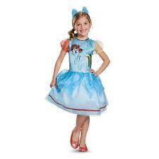 Disguise My Little Pony Rainbow Dash Halloween Dress-Up Costume Girl Size 4 - 6X