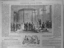 1864 I Hörgerätebatterie Neue Instrumente D'Adolphe Sachsen