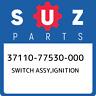 37110-77530-000 Suzuki Switch assy,ignition 3711077530000, New Genuine OEM Part