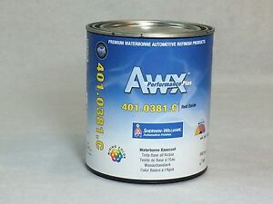 Sherwin williams - Awx - Red Oxide 0.946 Liter - 401.0381