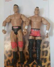 WWE Wrestling Figure Mattel HART DYNASTY tyson kidd & dh smith