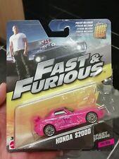 Fast Furious Mattel HONDA S2000 pink *