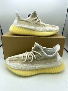 """Adidas Yeezy Boost 350 v2 """"Natural"""" FZ5246 MULTIPLE SIZES 100% AUTHENTIC"""