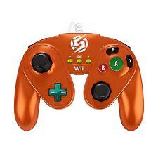 Nintendo Wii U Samus Wired Fight Pad Classic Controller PDP (Gamepad)