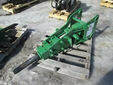 Rock Ram Hydraulic Hammer Farm Excavator Backhoe