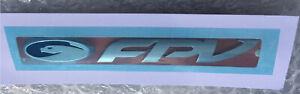 Ford Falcon BA BF F6 Typhoon Tornado GT GTP GS F6E GTF Pursuit BOOT FPV BADGE