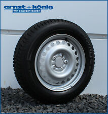 4 Winterräder FORD TRANSIT TOURNEO CONNECT 195/65 R15 95T Winterreifen Michelin
