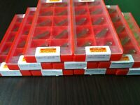 SANDVIK N123L2-0800-0005-GM 1125 10 PCS CARBIDE INSERTS FREE SHIPPING