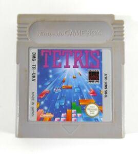 Tetris Nintendo Gameboy Game Cartridge Only PAL UK UKV Cart Only