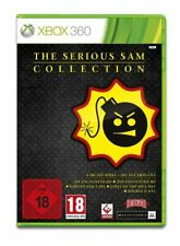 Xbox 360 Spiel Serious Sam Collection 1-3 inkl. aller DLC´s NEUWARE