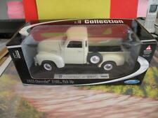 Chevrolet 3100 Pick Up 1953 - 1/18 - Boite -
