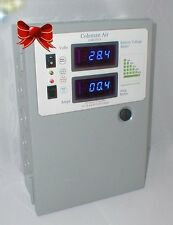 Coleman Air C440-HVA 440 Amp 12/24/48V Volt Wind/Solar Battery Charge Controller