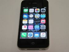 Apple iPhone 4s A1387 (Verizon) Smartphone 16GB Touchscreen Black Tested