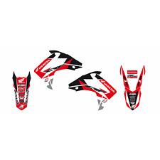 Blackbird Graphics Decal Kit Honda CRF450R 2013 - 2016 CRF250R 2014 - 2017