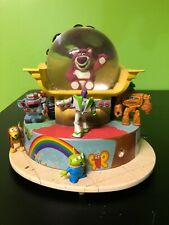 TOY STORY SNOW GLOBE 1995 YOUVE GOT A FRIEND IN ME Has Some Damages