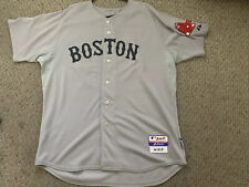 2009 JASON BAY BOSTON RED SOX GAME WORN USED JERSEY ALL STAR