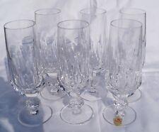 Nachtmann Alexandra 6 Sektgläser aus Kristall