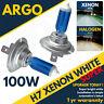 2x H7 Xenon Blanc Froid 100w Ampoules Feux de Croisement 12v Phare Hid Auto