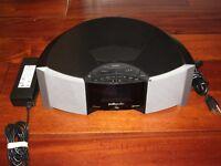 PolkAudio I-Sonic ES2 AM/FM HD Alarm Clock HDRadio iPod Dock Stereo System
