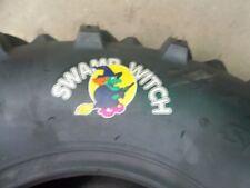 TWO 22/11.00-9, 22/11.00x9 ATV SWAMP WITCH 6 Ply Four Wheeler Tires