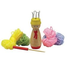 First French Knitter Knitting Doll for Kids Craft Activity