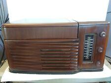 New Listing 1946 Philco Radio Phonograph Model 46-1203 - Am Radio/Phono Working Condition