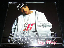 Usher My Way Rare Australian CD Single