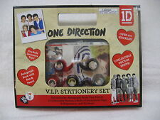 ONE DIRECTION V.I.P STATIONERY SET NIB