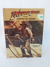 George Lucas  INDIANA JONES AND THE TEMPLE OF DOOM  STORYBOOK BASED ON THE MOVIE