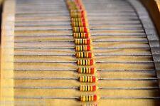 10x ISKRA 1,5K 1K5 Carbon film resistor 1/4W 0.25W 2% Marshall Hiwatt
