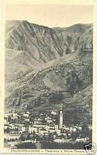 VALDOBBIADENE - PANORAMA E M. GRAPPA (TREVISO) 1935