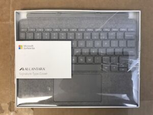 Microsoft Surface Go Type Cover alcantara KCT-00001 ✅❤️✅❤️️ Great Condition!