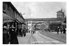 pt0556 - Blackburn Road , Accrington , Lancashire - photo 6x4