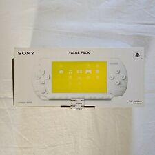 Sony PlayStation Portable (PSP) Value Pack White (PSP-1003) NEW SONY SEALED